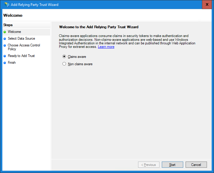 Configuring ADFS 4 0 as an SSO Identity Provider for TechDoc